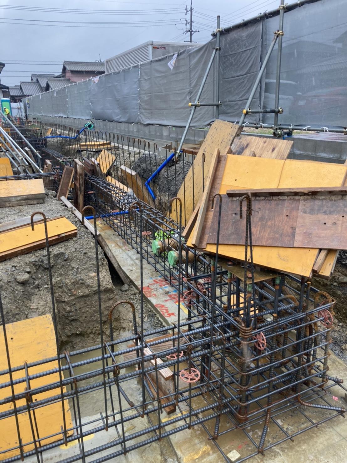 三重県四日市市 老人ホーム新築工事 給排水衛生工事