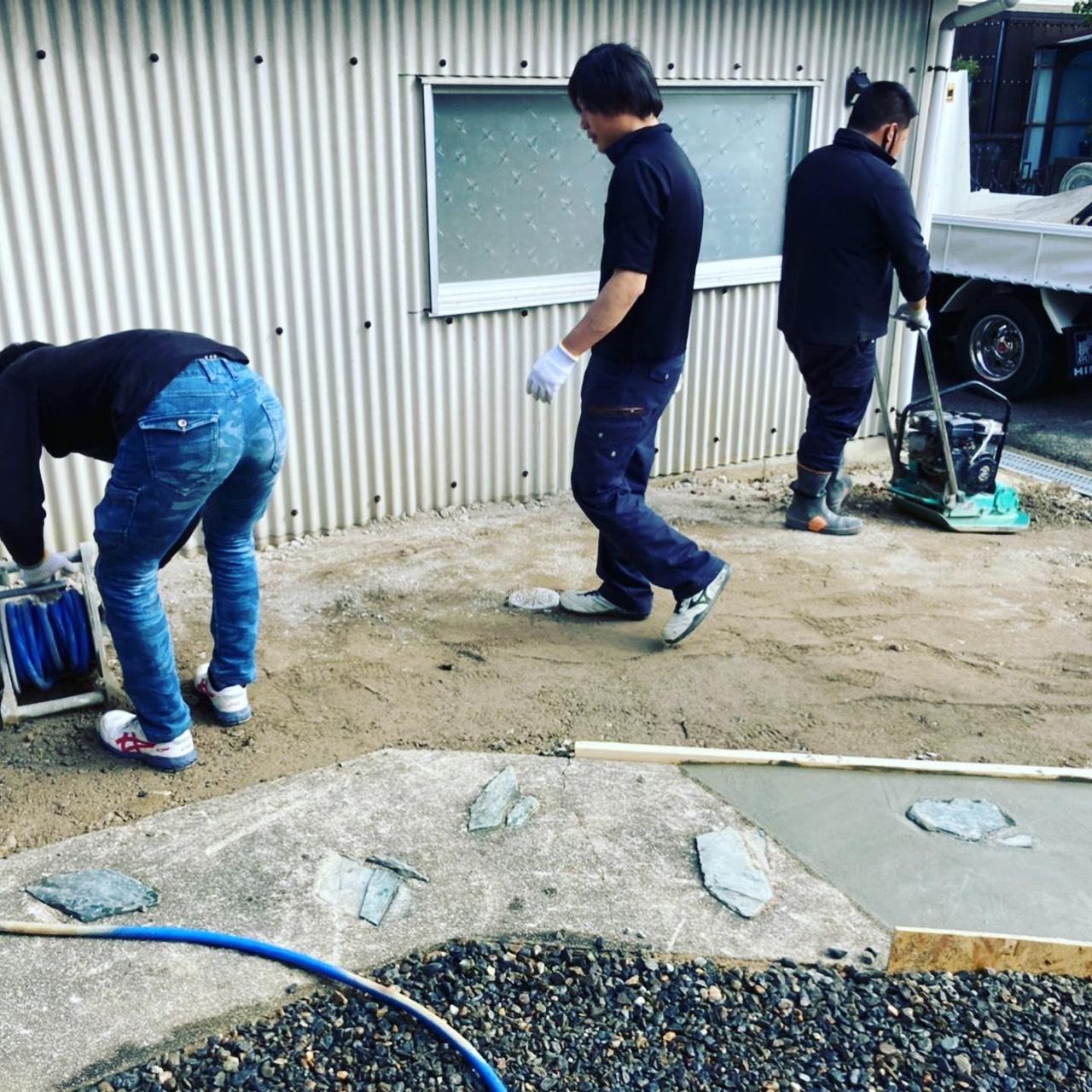 三重県 外構工事