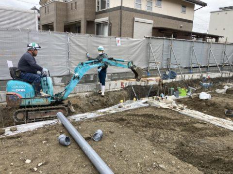 三重県四日市市給排水設備工事